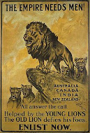 WW1 British Recruiting Poster