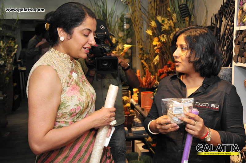 Suhasini at Launch of Deco aro at Khader Nawaz Khan Road unseen pics