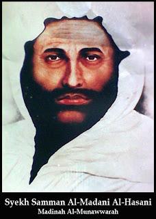 Tarekat Sammaniyah merupakan salah satu cabang dari Tarekat Syadziliyah