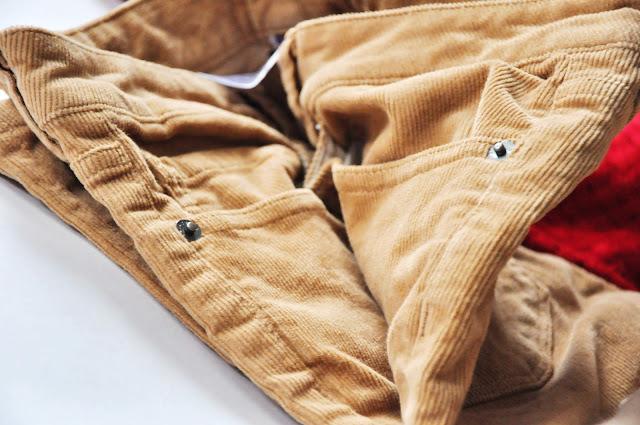 вельветовые брюки беж