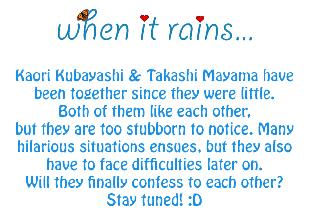 When it Rains...
