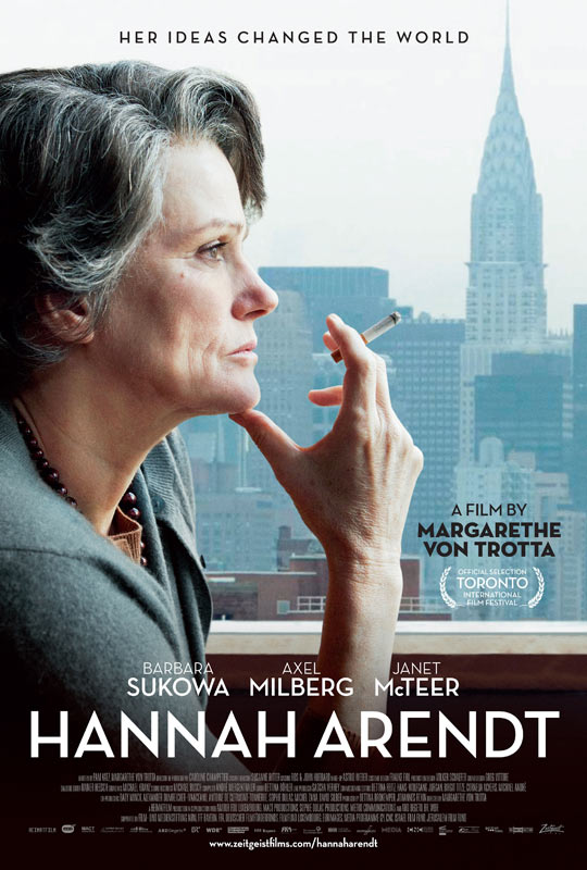 Hannah Arendt (2013)
