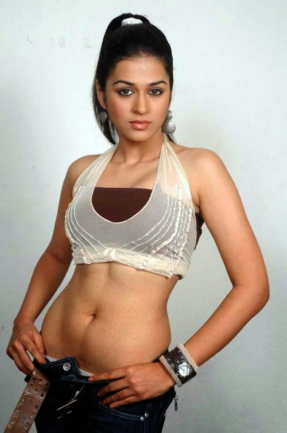 Hot navel Tamil actress