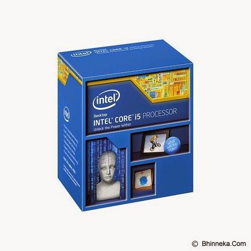 daftar harga processor intel terbaru