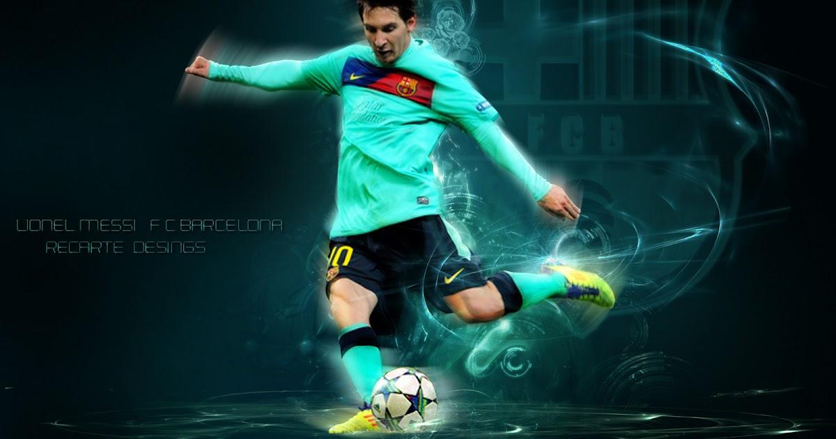 Sports Celebrities Lionel Messi Football