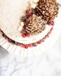 Cranberry Cinnamon Cake