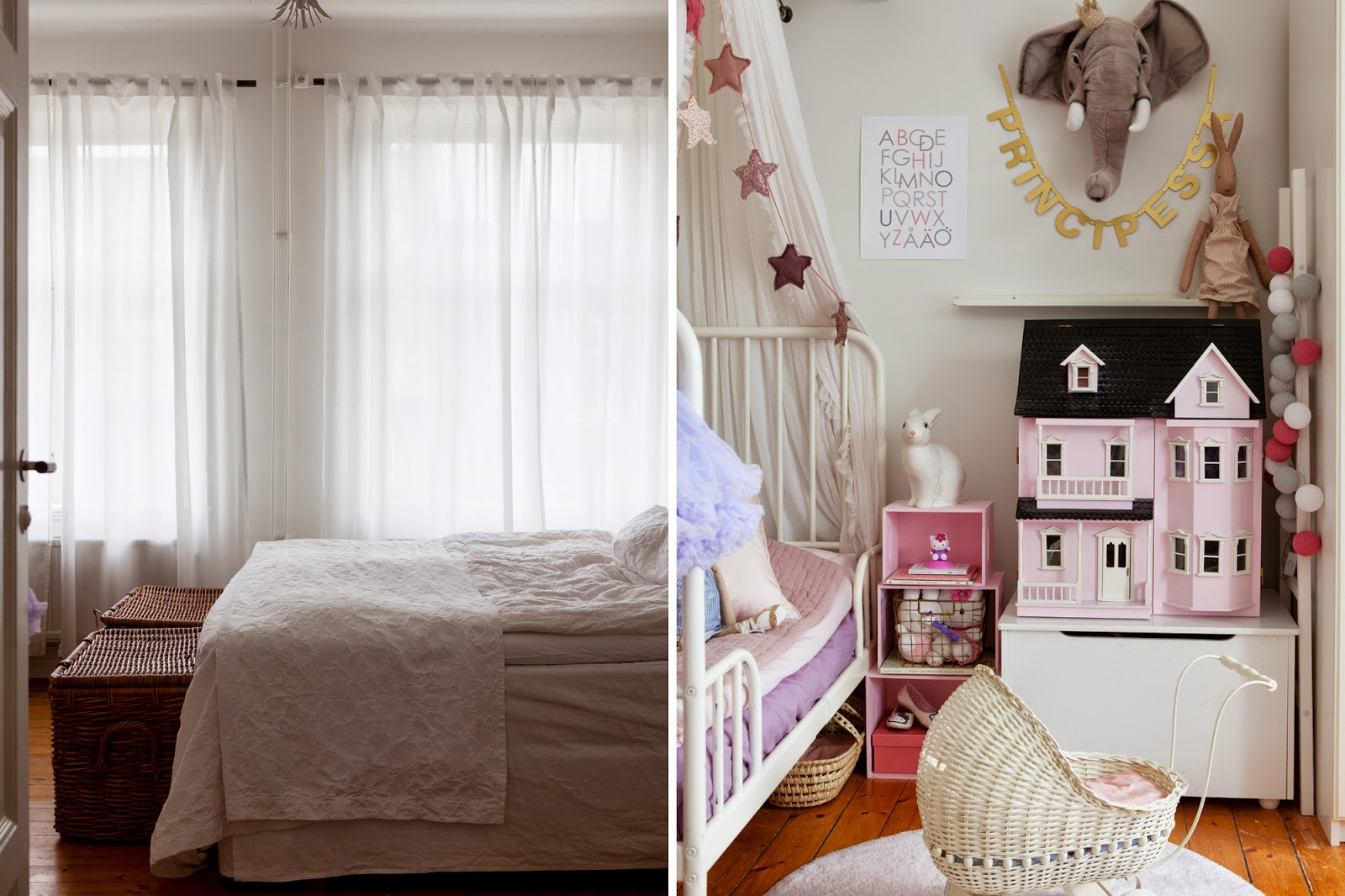 Scandinavian Interior, Scandinavian children's room