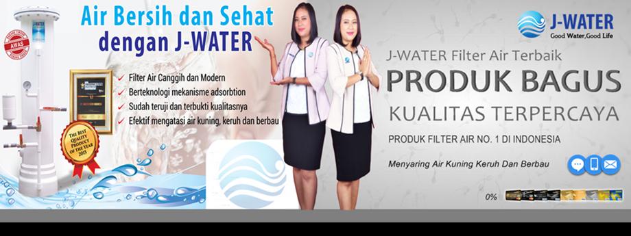 JUAL FILTER AIR SOLO SURAKARTA | Agen J-WATER Resmi Di Magetan