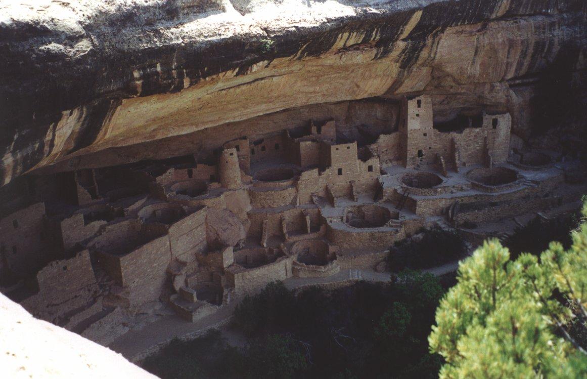 2000, Mesa Verde (EE.UU.)