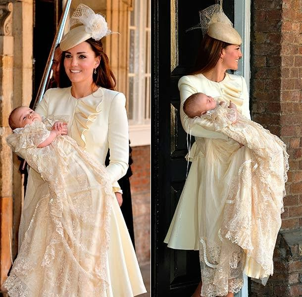 Foodie Delights Bangalore - Life n Spice: Prince George\'s Baptism ...
