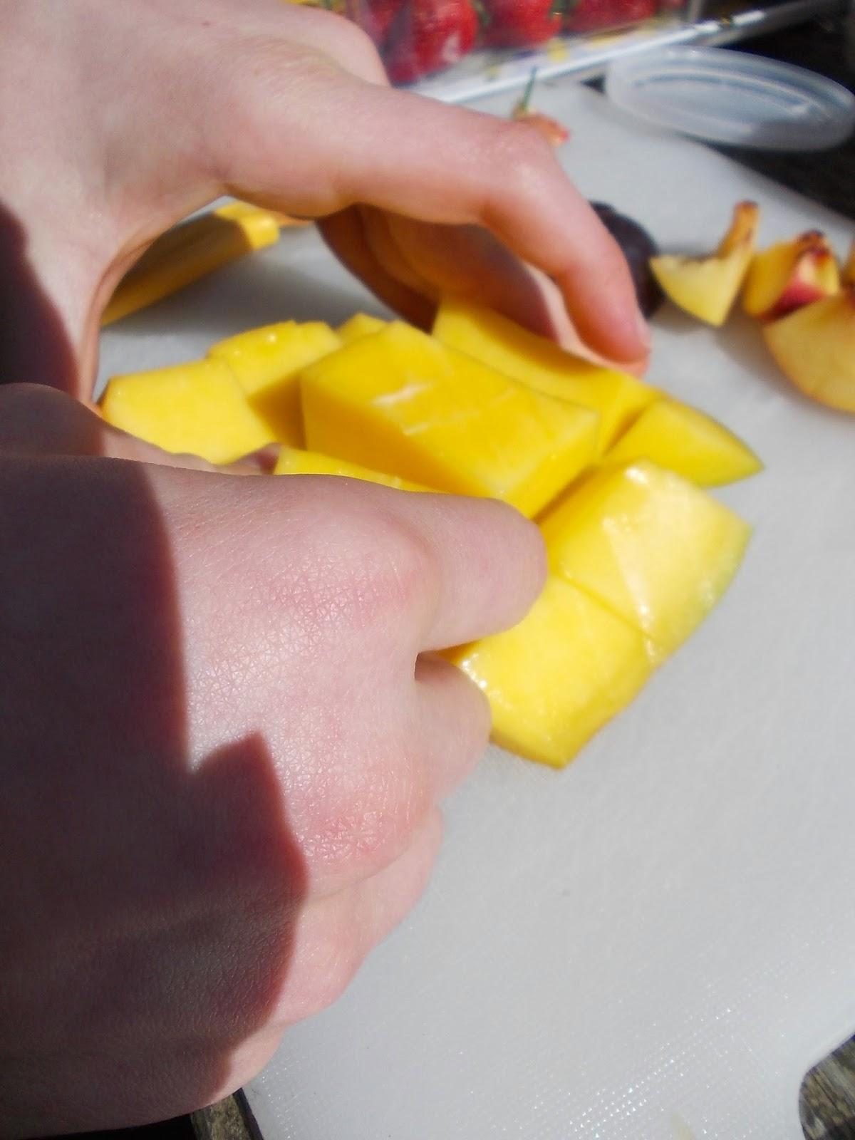 fruit ninja how to get all 3 bananas at once