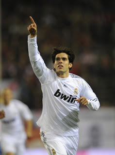 Real Madrid Venció Al Athletic Bilbao Con Goles De Kaká