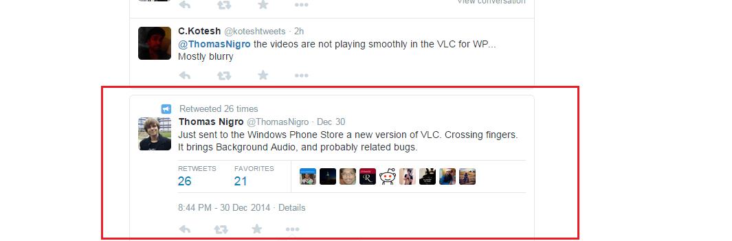 Thomas Nigro twitter