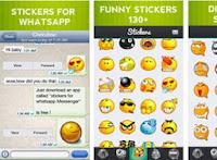 Descargar stickers para whatsapp