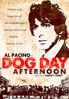 Al Pachino in Dog Day Afternoon