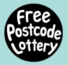Эмблема лотереи почтовых индексов