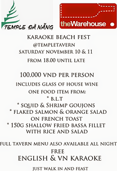 Karaoke Beach Fest at TempleTavern