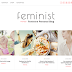 Feminist Clean & Responsive Blogger Template
