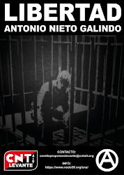 Campaña por la libertad de Antonio Nieto Galindo