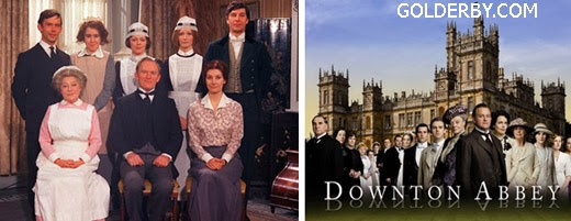 Confesiones de una Gata Seriéfila: Downton Abbey vs. Upstairs Downstairs