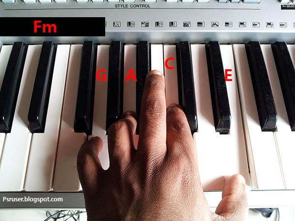 learn to play samba pati on keyboard