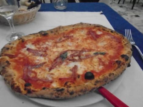 My FAVORITE Ristorante in NAPOLI