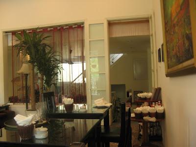 A restaurant, Hanoi