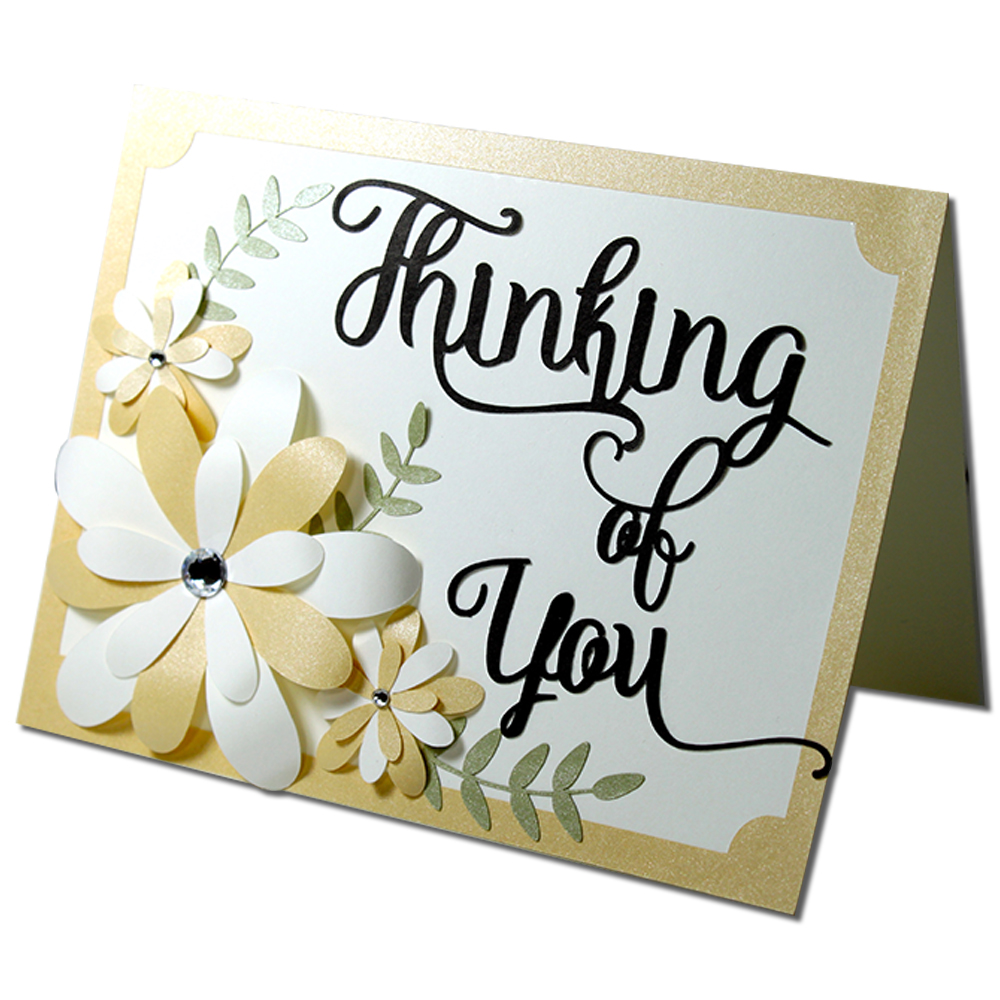 Jmrush Designs Thinking Of You Card
