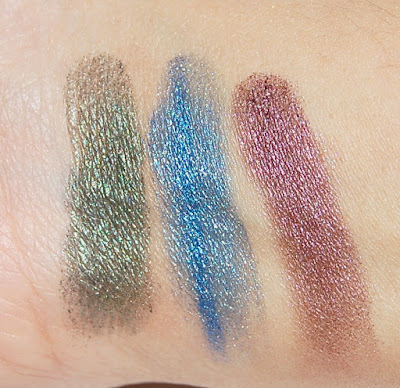 NYX Prismatic Eye Shadows