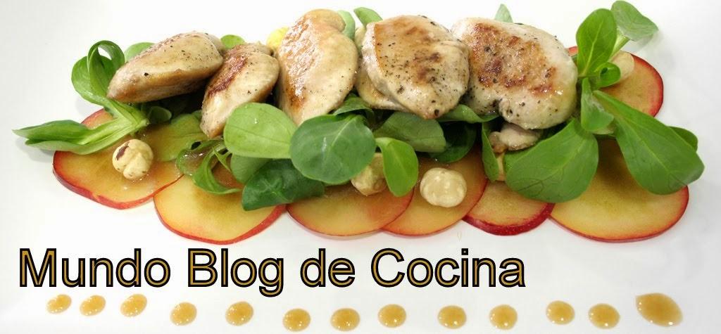 Mundo Blog de Cocina