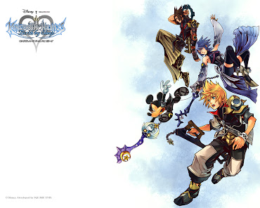 #4 Kingdom Heart Wallpaper