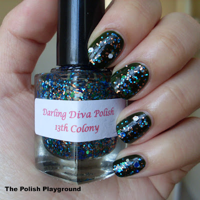 Darling Diva Polish 13th Colony