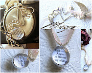 Välkommen till min shabby chic smyckes blogg