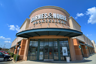 Pearson invests in Barnes & Noble's e-book (Nook)