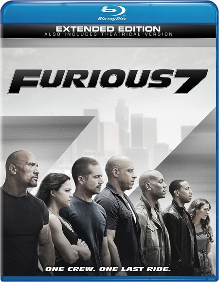 Rychle a zběsile 7 / Fast & Furious 7 (2015)