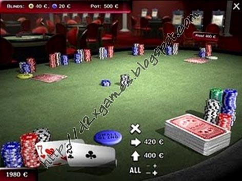 Free Download Games - Texas Holdem Poker