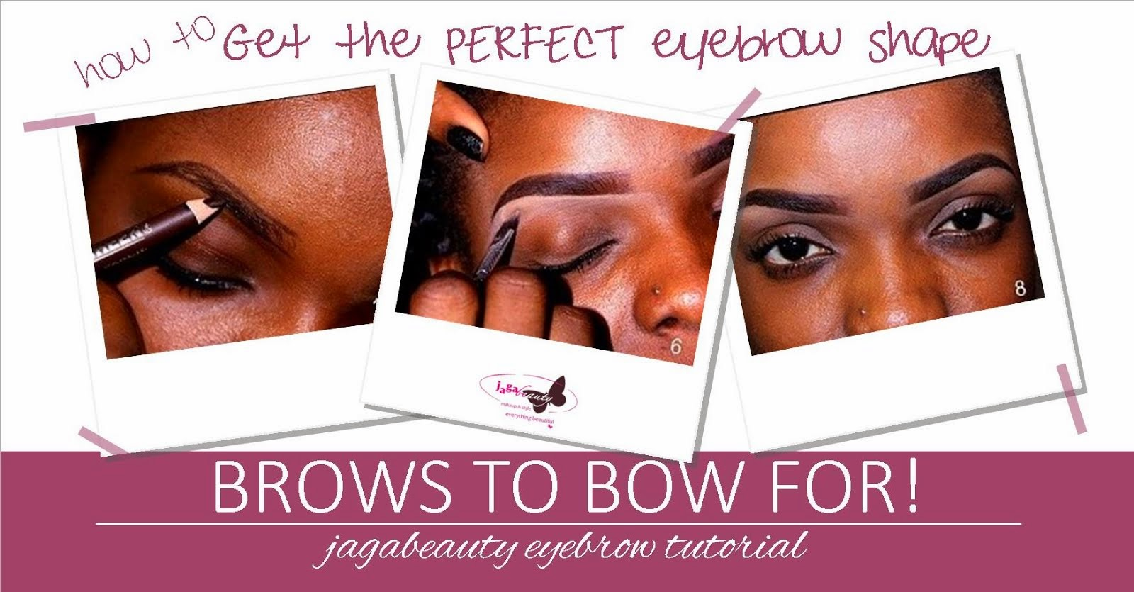 Brows to Bow for!