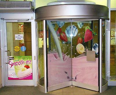 Clever and Creative Revolving Door Advertisements (20) 6