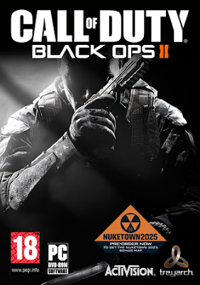 Free Download Call of Duty: Black Ops 2 PC Game Full Version Cover