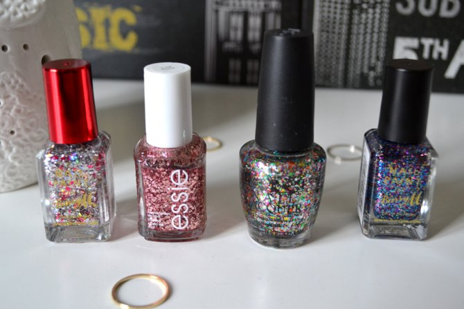 Glitter Polishes Perfect For The Festive Season