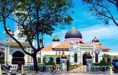 Kapitan Keling Mosque in Georgetown