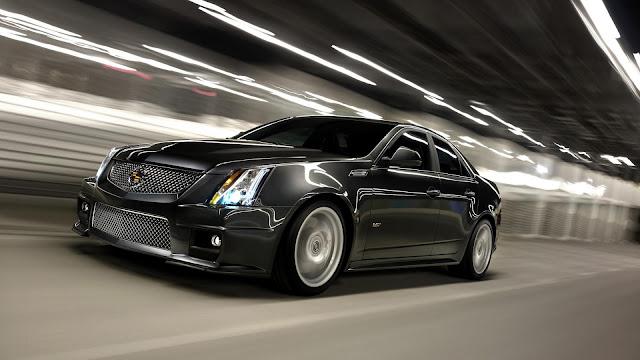 Cadillac CTS 2013 HD Wallpaper