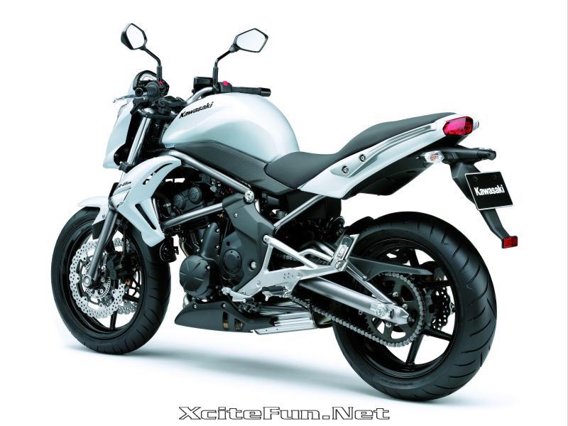 fast havey bikes kawasaki er6n. Black Bedroom Furniture Sets. Home Design Ideas