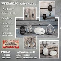 18DWC Wrocław  warsztat biżuteryjny -Wytrawiać każdy może