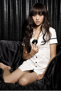 Lee Hyori  beautiful Korean girl Devil body 9