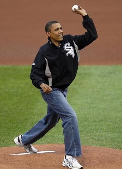 obama  fights self