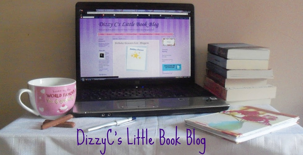 Dizzy C&#39;s Little Book Blog
