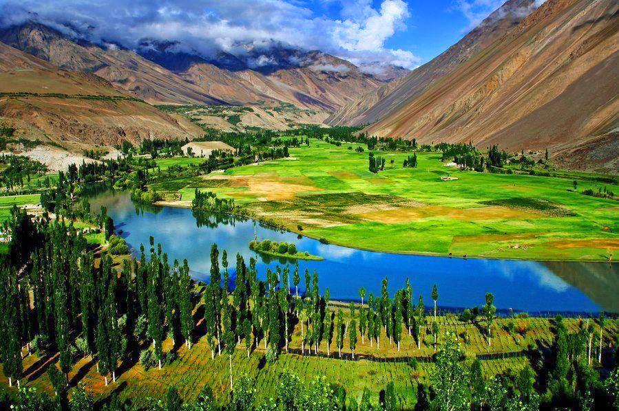Phunder Valley Gilgit Baltistan