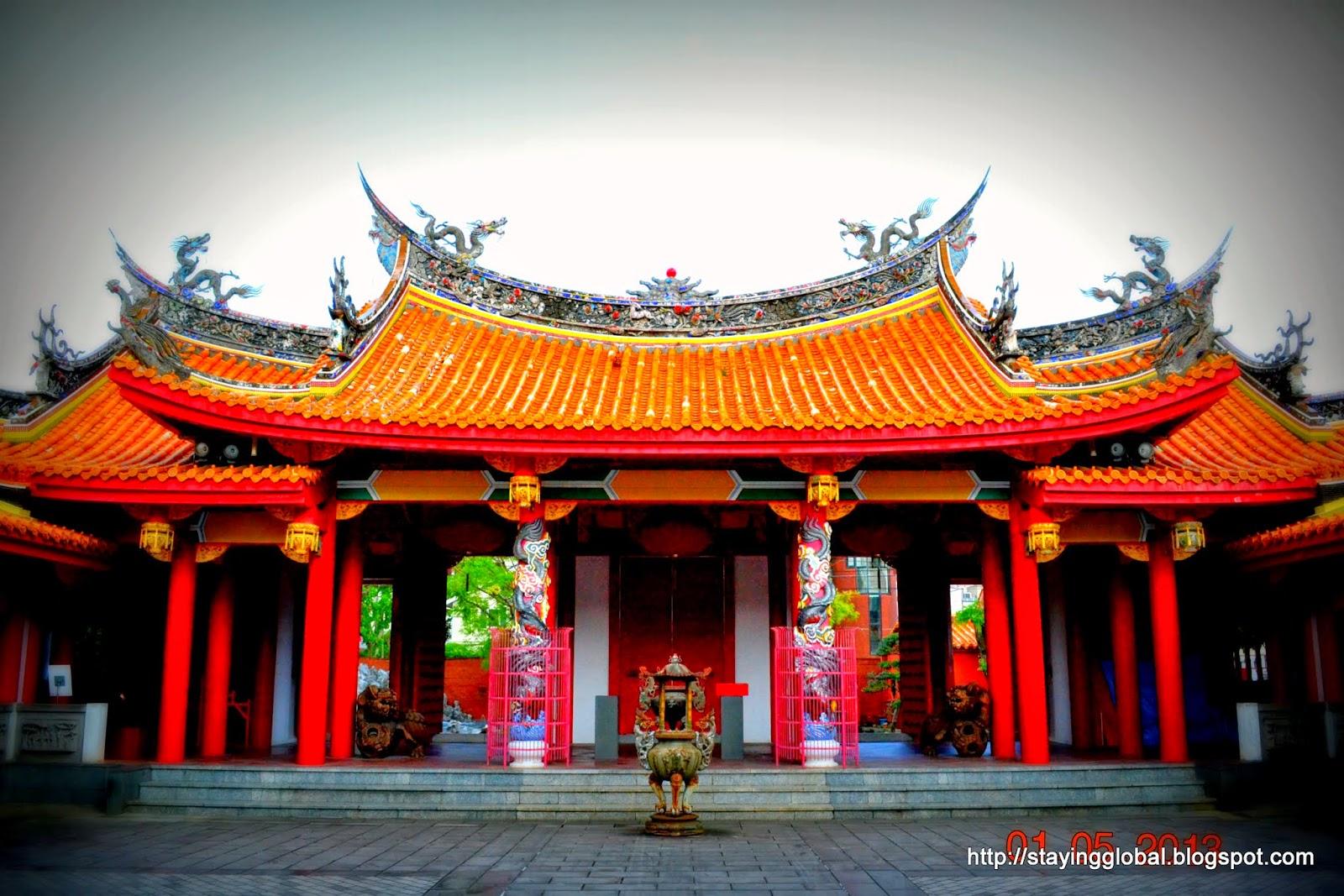 A Japanese Life: Nagasaki: Confucius Shrine