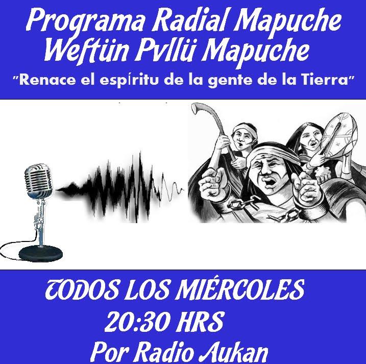 Programa radial mapuche